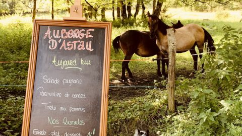 Restaurant l'Auberge D'Astau