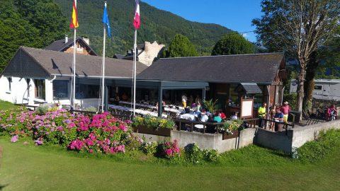 Restaurant le Fairway Golf Luchon