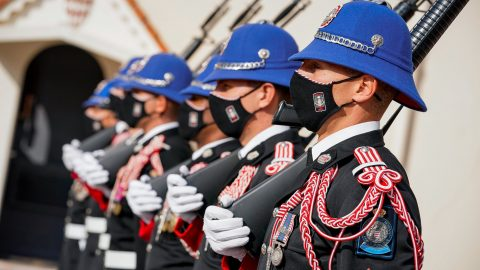 Carabiniers de Monaco