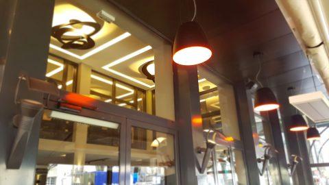 Café de la paix Luchon