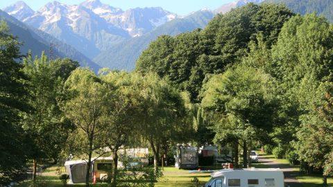 Camping pradelongue luchon
