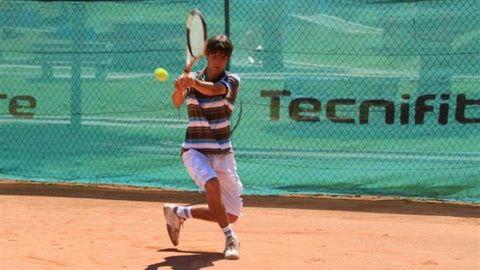 André poeys Tennis Luchon