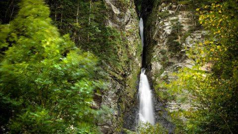 cascade d'Enfer Luchon