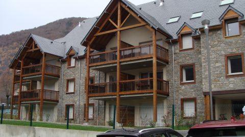 Appartement Carcauzon