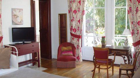 Hôtel castel pique détente Luchon