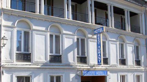 Restaurant de l'hôtel Céleste