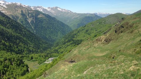 Station de trail Luchon