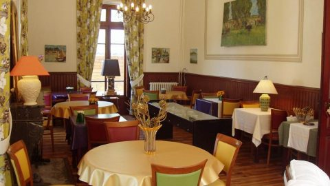 Hôtel Castel Pique restaurant Luchon