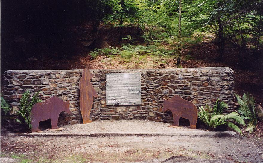 Melles memorial