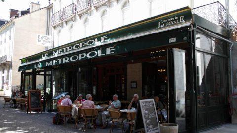 Hôtel Le Métropole