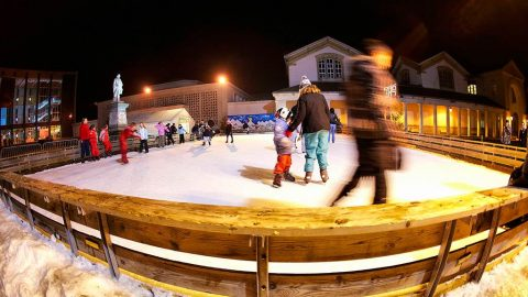 Patinoire Luchon