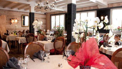 La rencluse salle restaurant Saint-Mamet