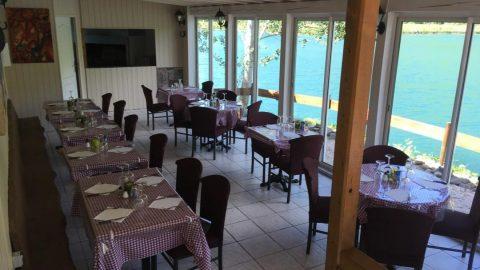 Restaurant du Lac de Géry