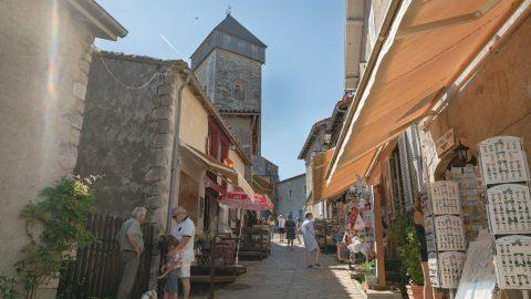 Ruelle Saint-Bertrand-de-Comminges