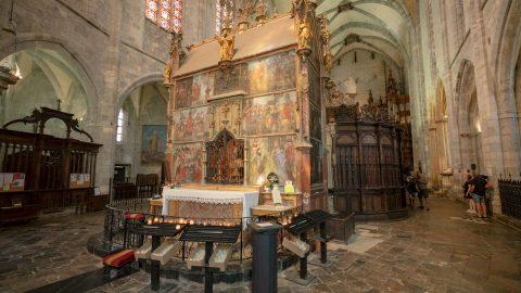 Relique cathédrale de Saint-Bertrand-de-Comminges