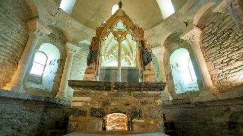 Autel basilique Saint-Just-de-Valcabrère