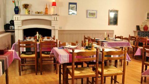 le lutin salle restaurant Luchon