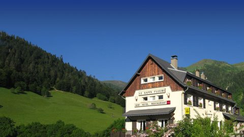 Hôtel de montagne Le Sapin Fleuri