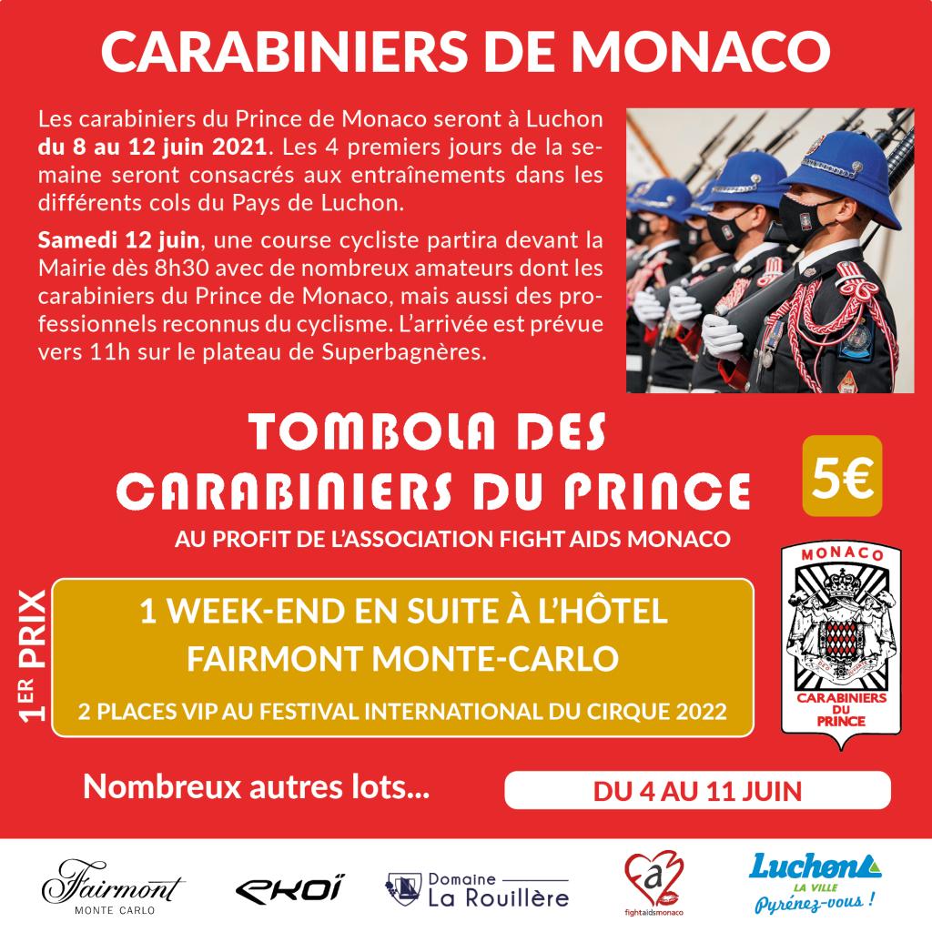 Tomobola Carabiniers de Monaco